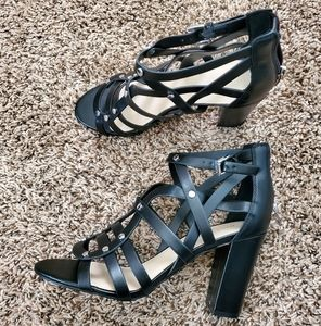 NWOT Marc Fisher Heeled Sandals size 8.5
